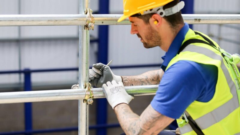 scaffolding maintenance services